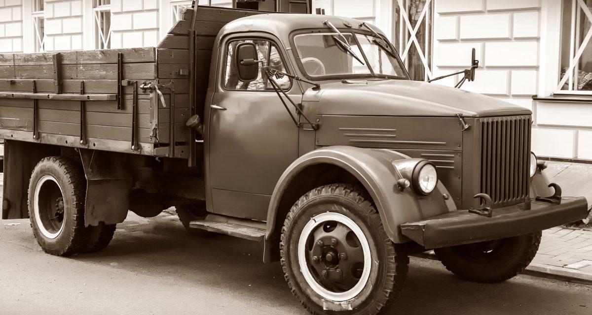 Historia ciężarówki – czyli od 1 do 700 koni w 123 lata